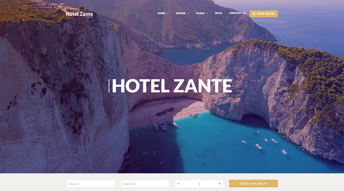 10 Best Hotel WordPress Themes 2020